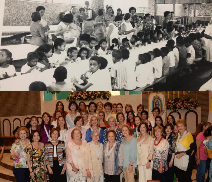 Historia de las Damas Guadalupanas de Panamá